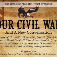 Our Civil War | And A New Conversation