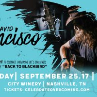 "David Francisco | Nashville Premiere of ""Back to Blackbird"""