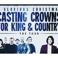 Casting Crowns & For King + Country | The Glorious Christmas Tour