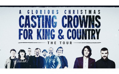 Casting Crowns & For King + Country | The Glor...