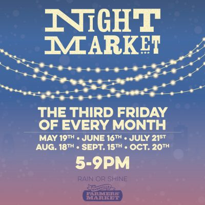 Night Market at NFM | September
