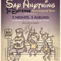 Say Anything | In Defense Anniversary Tour