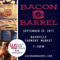 Music City Bacon and Barrel Festival
