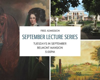 "Sept. Lecture Series | ""Making a Display"" Adel..."
