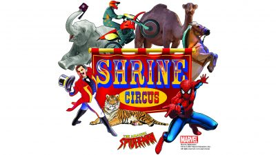2017 Al Menah Temple Shrine Circus