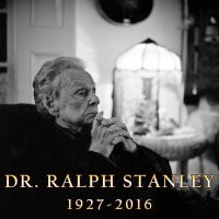 Dr. Ralph Stanley Forever Tribute
