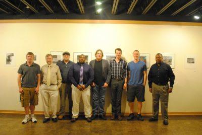 In-Gallery Discussion | U.S. Military Veterans of Writers Corps Share their Stories