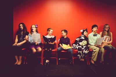 The Theater Bug's Fall Break Audition Workshop