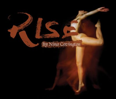 September Art Crawl | Rise by Nina Covington