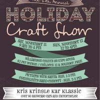27th Annual Holiday Craft Show