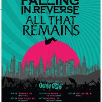 Coming Home to Madness Tour | Falling in Reverse, All That Remains, Ocean Grove