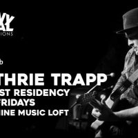 GuitarLab: Guthrie Trapp Trio Residency at Soulshi...
