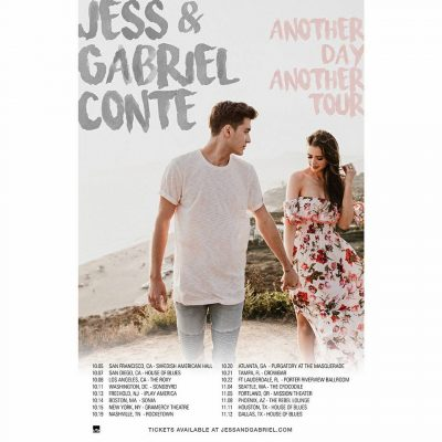 Jess & Gabriel Conte | Another Day, Another To...