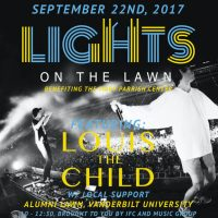 Lights On The Lawn feat. Louis the Child