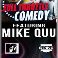 Full Throttle Comedy | Mike Quu