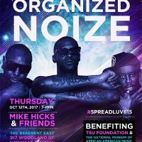 A Tribute To Organized Noise Ft. Mike Hicks & ...