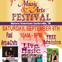25th Annual Grinders Switch Music & Arts Festival