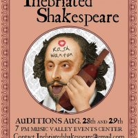 Auditions for Inebriated Shakespeare's A Midsummer Night's Dream