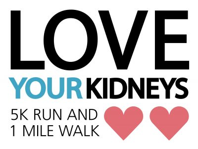 Love Your Kidneys 5K and 1 Mile Walk