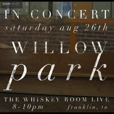 An Evening with Willow Park