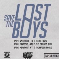 Save the Lost Boys, The Second After, Something Better