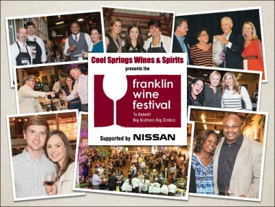 13th Annual Franklin Wine Festival