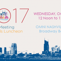 Nashville Downtown Partnership Annual Meeting & Awards Luncheon