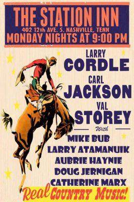 New Monday with Val Storey, Carl Jackson, Larry Co...