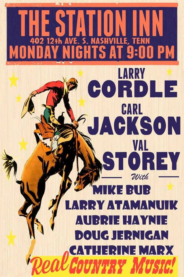 New Monday with Val Storey & Friends - NowPlayingNashville com