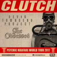 Psychic Warfare World Tour ft. Clutch w/ Devin Tow...