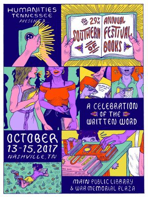 The 29th Annual Southern Festival of Books