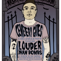 Cemetery Gates Halloween Party ft. Louder Than Bom...