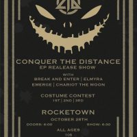 Conquer the Distance - EP Release Show