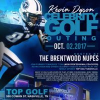 The Kevin Dyson Celebrity Golf Outing