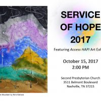 Service of Hope 2017