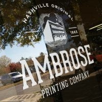Ambrose Printing Company Evening Open House