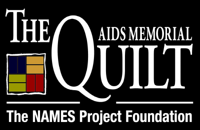 AIDS Memorial Quilt on Display