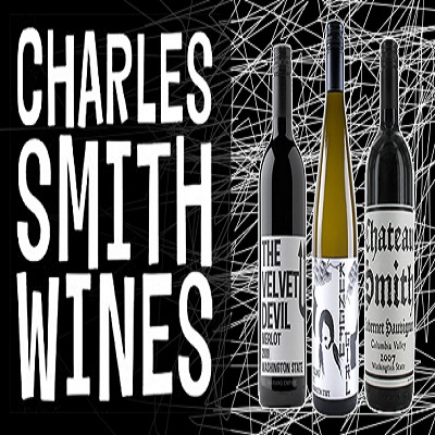 Educational Seminar: Charles Smith Wines