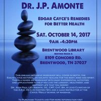 Heal Thyself! Edgar Cayce's Remedies for Better Health with D. J.P. Amonte