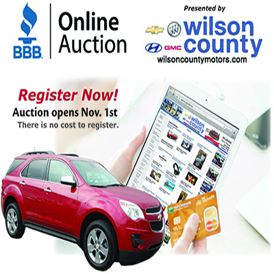 BBB Online Auction
