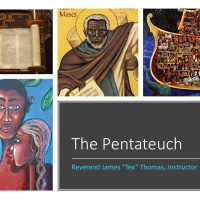 An Introduction to the Old Testament: The Pentateuch