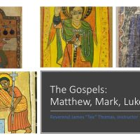 An Introduction to the New Testament: The Gospels