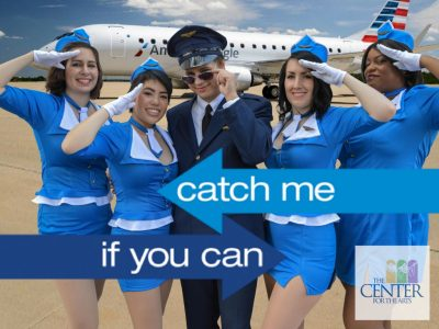 Catch Me If You Can: A New Musical at Center for t...