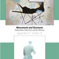 Monuments and Structures: Brady Haston, Robin Paris, and Tom Williams