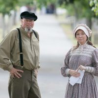 Living History Tour: The Early Settlers of Nashville