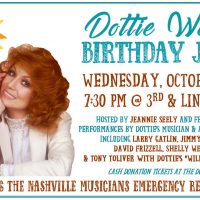Dottie West Birthday Jam Hosted By Jeannie Seely