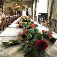 Christmas at Belmont Mansion | Christmas Luncheon presented by ...