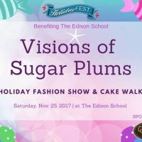 Visions of Sugar Plums Fashion Show and Cake Walk