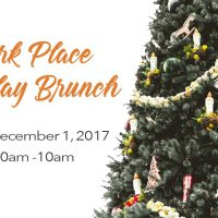 Park Place Holiday Brunch