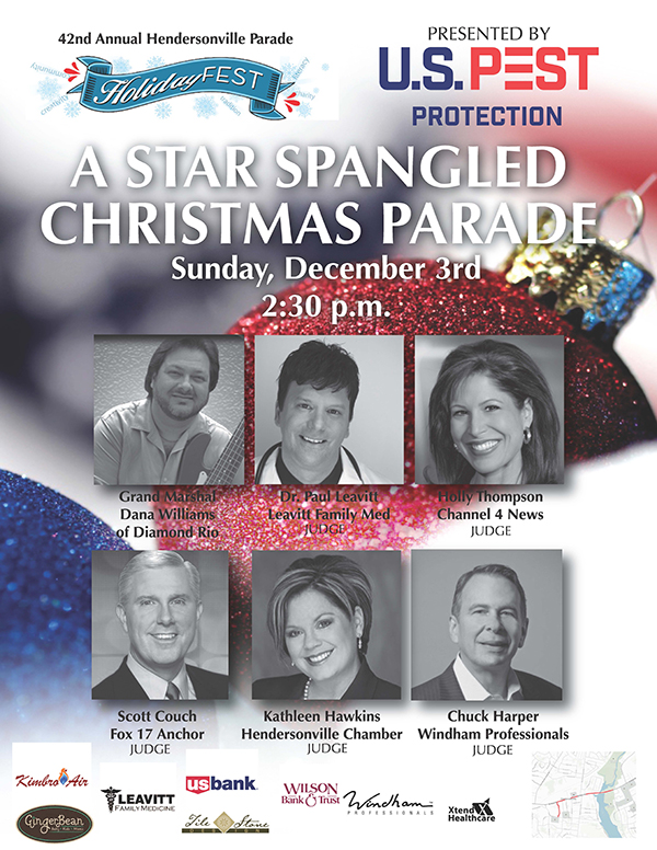 Annual Christmas Parade - Hendersonville presented by ...
